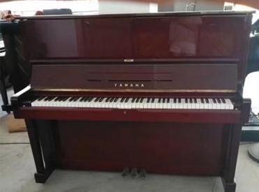 YAMAHA钢琴 U2B