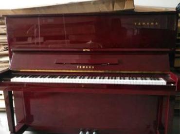 YAMAHA钢琴 U3C