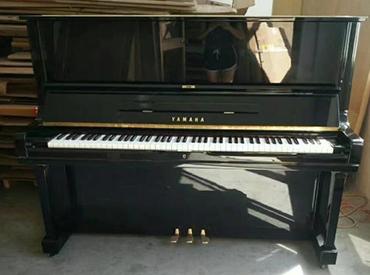 YAMAHA钢琴 U3H